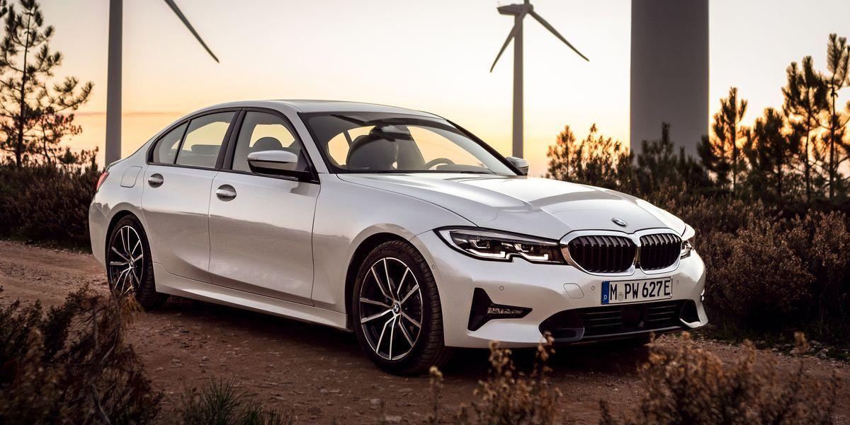Los 5 peores rivales del BMW Serie 3 2020